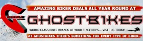 GhostBikes for Motorcycle Helmets, Clothing and Accessories