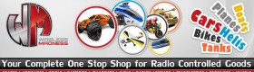 Wireless Madness for RC Cars, Planes, Helicopters, Trucks & More